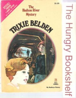 * KENNY, Kathryn : Trixie Belden #28 Hudson River Mystery Cameo