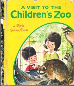 * A Visit To The Children's Zoo #400 : Hardcover Sydney LGB Book