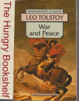 TOLSTOY, Leo : War and Peace : Wordsworth Classic Book PB