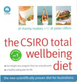 * NOAKES, Manny : The CSIRO Total Wellbeing Diet Book 1 SC