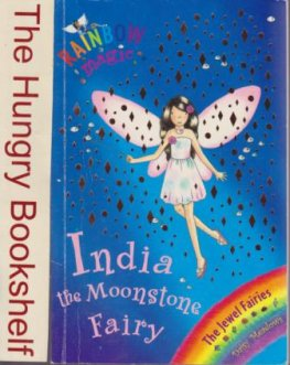 * MEADOWS, Daisy : India the Moonstone Fairy 22 Rainbow Magic SC