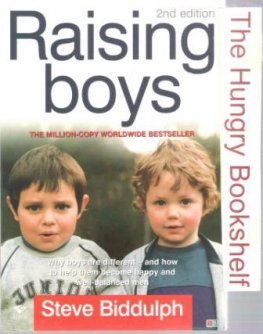 * BIDDULPH, Steve : Raising Boys : SC Parenting Book : 2nd Ed
