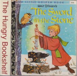 Disney's The Sword and the Stone D106 Hardcover Sydney LGB