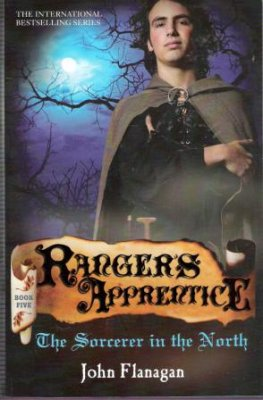 FLANAGAN, John : Ranger's Apprentice #5 Sorcerer the North