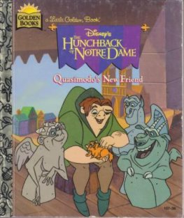 Disney's The Hunchback of Notre Dame Quasimodo's New Friend HC