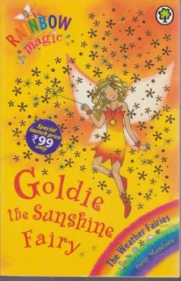* MEADOWS, Daisy : Goldie the Sunshine Fairy 11 Rainbow Magic