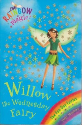 MEADOWS, Daisy : Willow the Wednesday Fairy #38 Rainbow Magic