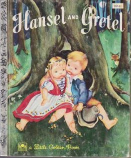 Hansel and Gretel pictures Eloise Wilkin 207-51 Hardcover LGB