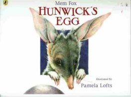FOX, Mem : Hunwick's Egg Illustrated Pamela Lofts SC Book