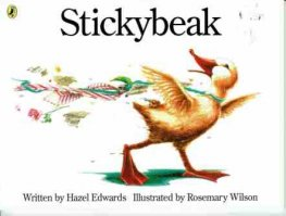 EDWARDS Hazel : Stickybeak : Kids SC Picture Book : R Wilson