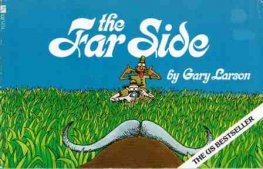 LARSON, Gary : The Far Side - Small SC Cartoon Comic Book