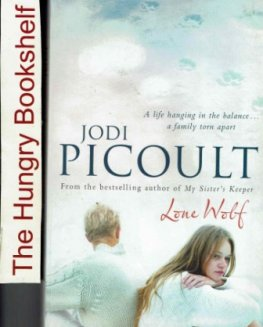 PICOULT, Jodi : Lone Wolf : Paperback Book