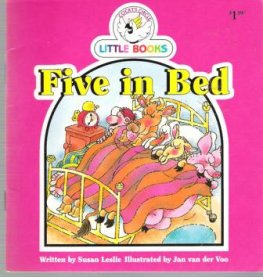 Five in Bed : Cocky's Circle Little Books : Kids Early Reader
