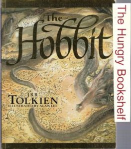 TOLKIEN, JRR : The Hobbit: Large SC Illustrated by Alan Lee 2000
