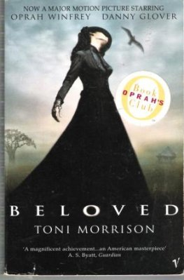 MORRISON, Toni : Beloved : Paperback Book Slavery mid-1800's