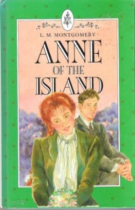 * MONTGOMERY, L.M : Anne of the Island : HC Coloured Laminate Ed