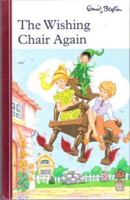 BLYTON, Enid : The Wishing Chair Again: HC Small Hinkler Edition
