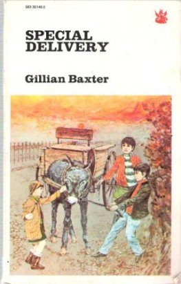BAXTER, Gillian : Special Delivery : SC Red Dragon Horse Book