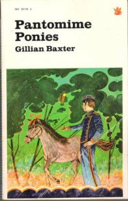 * BAXTER, Gillian : Pantomime Ponies : SC Horse Book Red Dragon