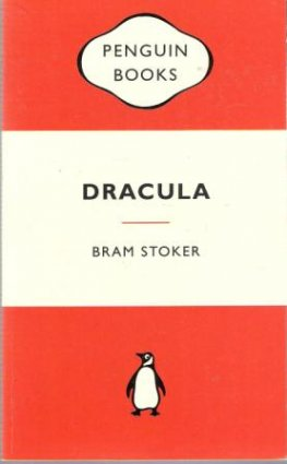 STOKER, Bram : Dracula : Orange Edition Penguin Bk NEW