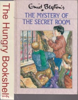 BLYTON, Enid : The Mystery of the Secret Room : HC Dean #67 Book