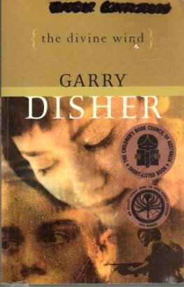* DISHER, Garry : The Divine Wind : Paperback Book VCE Book