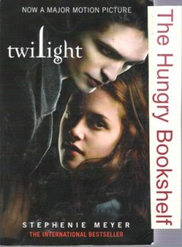 MEYER, Stephenie : Twilight : Movie Edition SC Book