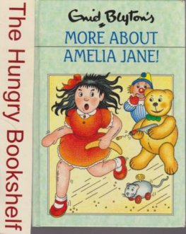 BLYTON, Enid : More About Amelia Jane! Hardcover Dean 1991 #47