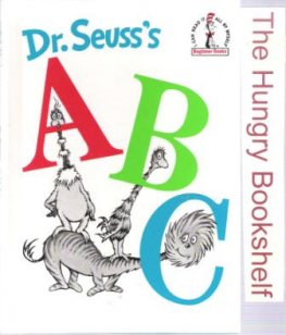 * DR SEUSS : Dr Seuss's ABC : Hardcover Kid's Learn to Read Book