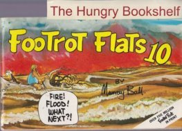 * BALL, Murray : Footrot Flats #10 Large Softcover Cartoon Book