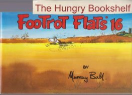 * BALL, Murray : Footrot Flats #16 : Large Softcover Comic Book
