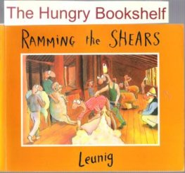 * LEUNIG, Michael : Ramming the Shears : SC Cartoon Style Book