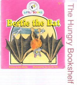 Bertie the Bat : Cocky's Circle Little Books : Kids Early Reader