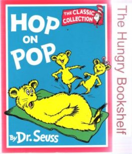 * DR SEUSS : Hop On Pop : Softcover Early Reader for Kid's Book