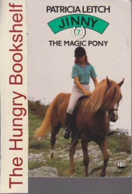 * LEITCH, Patricia - The Magic Pony - Paperback Horse Book