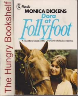 * DICKENS Monica - Dora at Follyfoot - Paperback Horse Book