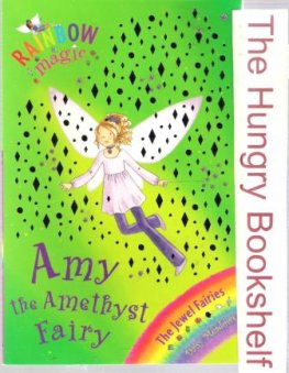 * MEADOWS, Daisy : Amy the Amethyst Fairy #26 Rainbow Magic Book