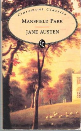 * AUSTEN, Jane : Mansfield Park : Softcover Cover Book Classic