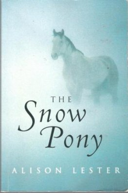 LESTER, Alison : The Snow Pony : Softcover Horse Book