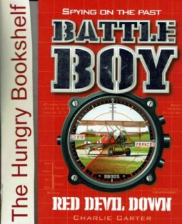 BATTLE BOY #2 : Red Devil Down : Charlie Carter : SC Book