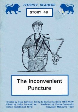 BERRYMAN, Faye : #48 The Inconvenient Puncture : Fitzroy Readers