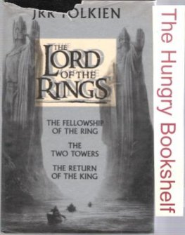 TOLKIEN, JRR : The Lord of the Rings Omnibus : HC 1st 2002 ed