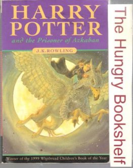 * ROWLING, J.K : Harry Potter and the Prisoner of Azkaban #3 PB