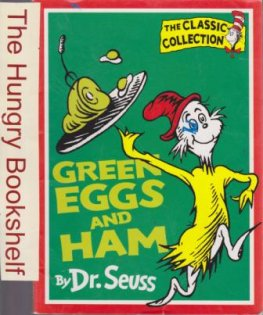 * DR SEUSS : Green Eggs and Ham : Kid's Early Reader : SC Book