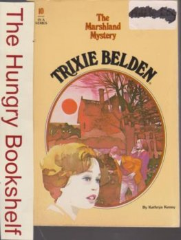 * KENNY, Kathryn : Trixie Belden #10 The Marshland Mystery 1977