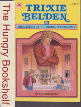 * KENNY, Kathryn : Trixie Belden #30 Mystery Midnight Marauder