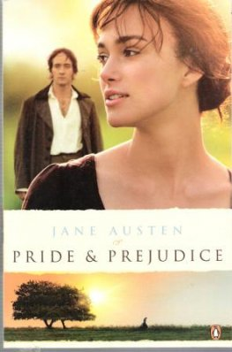 AUSTEN, Jane : Pride and Prejudice : Penguin Classic Book