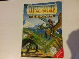 * DEVER, Joe : The Skull of Agarash : A Lone Wolf Graphic Novel