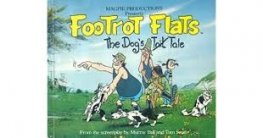 BALL Murray : Footrot Flats The Dog's Tail Tale SC Comic Book