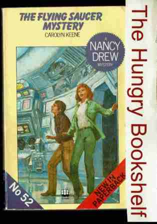 * KEENE, Carolyn : Nancy Drew #52 The Flying Saucer Mystery SC